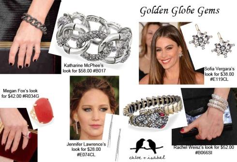 Golden Globe Gems
